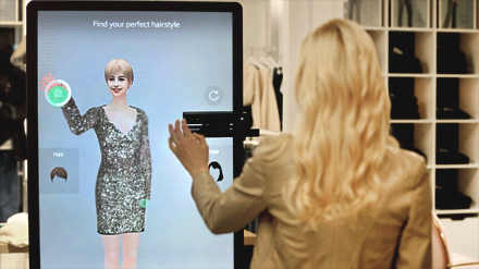 Evolving Fashion Industry With Augmented Reality & AI/ML